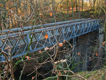 Glentarken Bridge, St Fillans