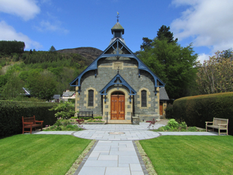 Dundurn Parish Church, St Fillans