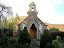 Bluestone Church, St Fillans