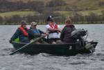 The Great Loch Earn Boat Race