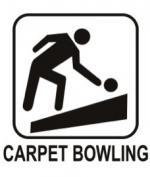 St Fillans Carpet Bowling
