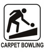 St Fillans Carpet Bowling