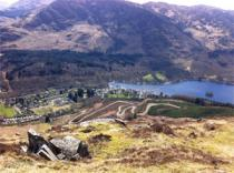 St Fillans Walks - East Creag Mhor