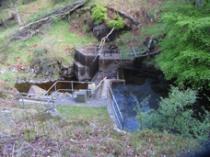 St Fillans Walks - Glen Goinean Intake Dam