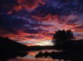 Sunset over Loch Earn 5